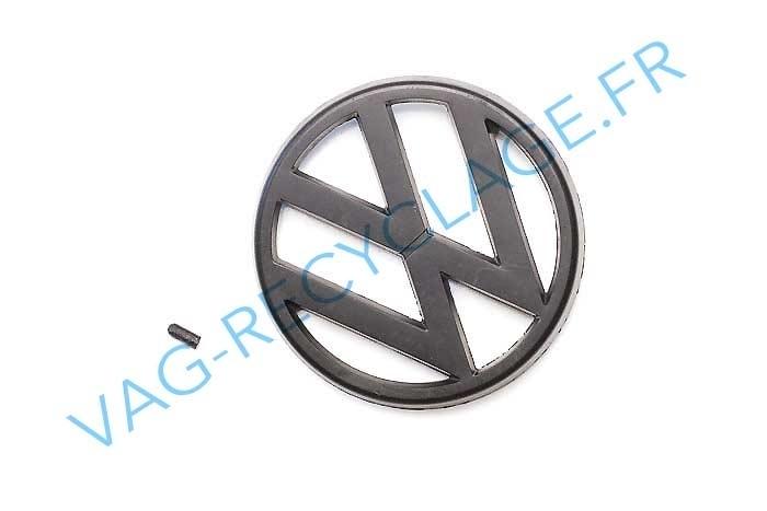 logo de calandre noir pour golf 1 gti vag recyclage. Black Bedroom Furniture Sets. Home Design Ideas